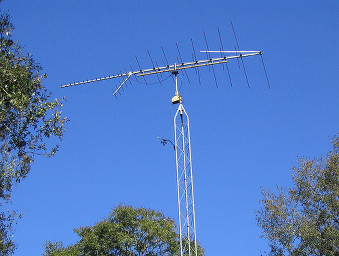 Large Cable Antenna